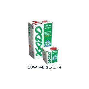 Xado 10W-40 SL/CI-4 4L