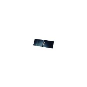VICTORIA Villámzáras mappa A4 fekete, fekvő