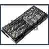 utángyártott A5000 A6000 A6200 CR610 CR620 CR700 CX600 CX700 series BTY-L74 BTY-L75 MS-1682 6600mAh 9 cella notebook/laptop akku/akkumulátor utángyártott