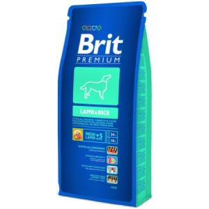 Brit Brit premium Lamb & Rice 3kg