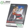 Leitz A4 175 mikronos meleglamináló-fólia UDT technológiával