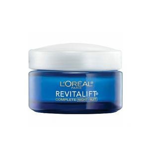 L'oréal Revitalift Ránctalanító éjszakai  krém 50 ml női
