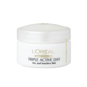 L'oréal Triple Active Sensitive Arckrém 50 ml