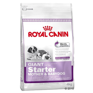 Royal Canin Giant Starter (4kg)