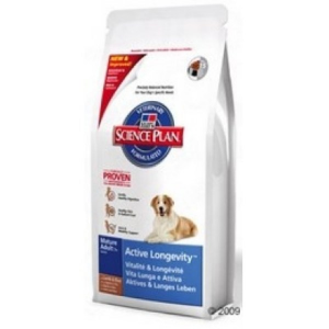 Hills Science Plan Canine Mature Adult Lamb & Rice 3 kg