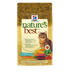 Hill´s Nature's Best Feline Adult Tuna 2 kg