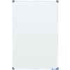 SMIT Mágneses, törölhető fehértábla, Softline alumínium keretben, 100x150 cm
