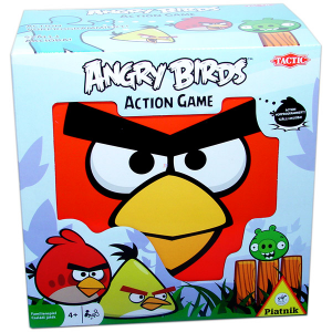 Piatnik Angry Birds Action
