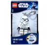 LEGO STAR WARS: Rohamosztagos kulcstartó lámpa elektronikus játék