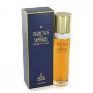Elizabeth Taylor Diamonds and Saphire EDT 50ml