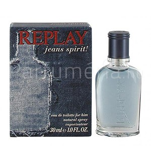Replay Jeans Spirit! For Him EDT 30ml