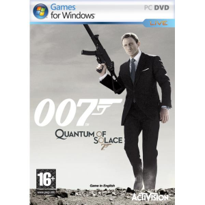 007: Quantum of Solace (Games for Windows) - PC