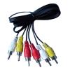 AV RCA -RCA kábel