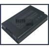 utángyártott Tecra S1 Series PA3248U-1BAS 4000mAh 6 cella notebook/laptop akku/akkumulátor utángyártott