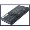utángyártott Satellite M30X M35X M40X PA3395U-1BRS 4400mAh 8 cella notebook/laptop akku/akkumulátor utángyártott