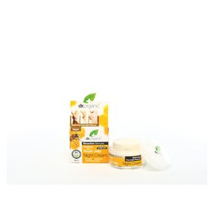 Dr. Organic bio méhpempő éjszakai krém - 50 ml