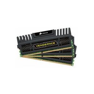 Corsair (CMZ16GX3M4X1600C9) 16GB Kit (4x4GB) DDR3, 1600MHz