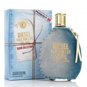 Diesel Fuel for Life Denim Collection Pour Femme EDT 50 ml