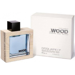 Dsquared He Wood Ocean Wet Wood EDT 50 ml