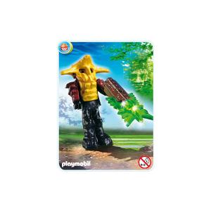 Playmobil Templomőr zöld fegyverrel - 4848