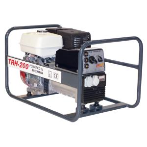 TR H-200 hegesztő-áramfejlesztő
