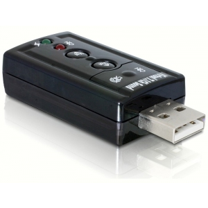DELOCK DeLock Sound Adapter Virtual 7.1 USB2.0
