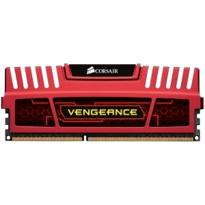 Corsair 8GB DDR3 2133MHz Kit2 Vengeance Red