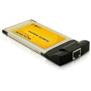 DELOCK DeLock PCMCIA adapter cardbus gigabit lan