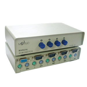 Noname Noname KVM SWITCH Semi-auto 1 to 4