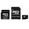 Silicon Power Silicon Power 4GB Micro Secure Digital Card  +  2 adapter CL10