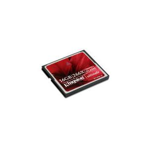 Kingston Kingston 16GB Compact Flash Ultimate 266x