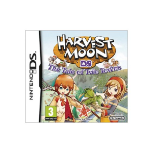 Harvest Moon DS: The Tale of Two Towns - NDS