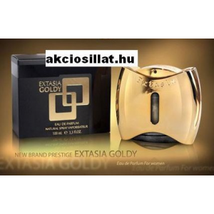 New Brand Extasia Goldy EDP 100ml