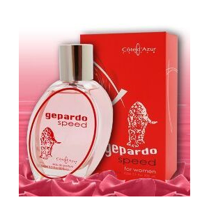 Cote D Azur Gepardo Speed Women EDP 100ml