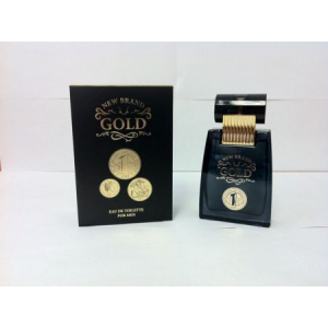 New Brand Gold Men EDT 100ml