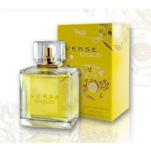 Cote Azur Verse Gold Woman EDP 100ml