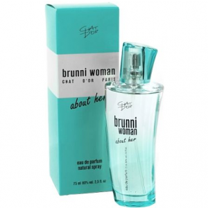 Chat D´or Brunni About Her EDP 75ml