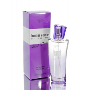 Chat D'or Brunni Dark Violet EDP 75ml