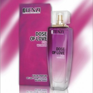 J.Fenzi Dose of Love EDP 100ml
