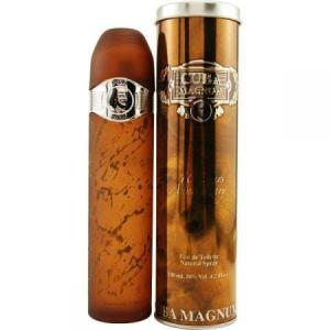 Cuba Magnum Black EDT 130ml