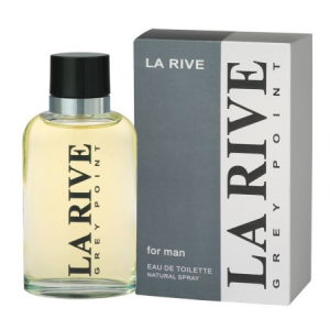 La Rive Grey Point EDT 90 ml