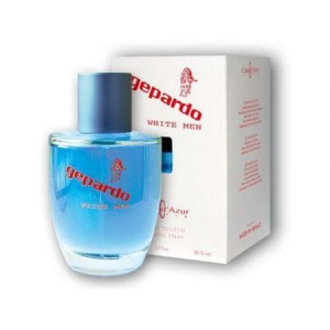 Cote D Azur Gepardo White Men EDT 100ml