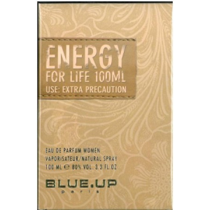 Blue Up Energy For Life EDP 100 ml