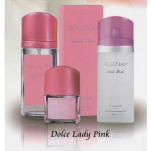 Chatier Dolce Lady About Blush Pink EDT 100ml