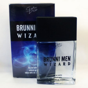 Chat D´or Brunni Men Wizard EDT 100ml