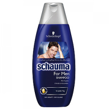 Schwarzkopf Schauma For Men Sampon 400 ml sampon