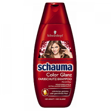 Schwarzkopf Schauma Color Shine Színvédő sampon 400 ml sampon