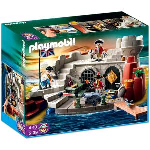 Playmobil Katonai erőd kinccsel és börtönnel 5139
