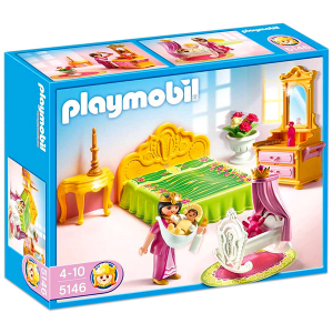 Playmobil Hálószoba bölcsővel - 5146