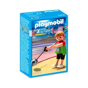 Playmobil Kalapácsvető - 5200